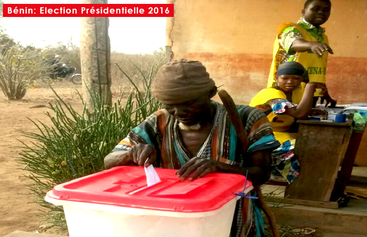 election au benin